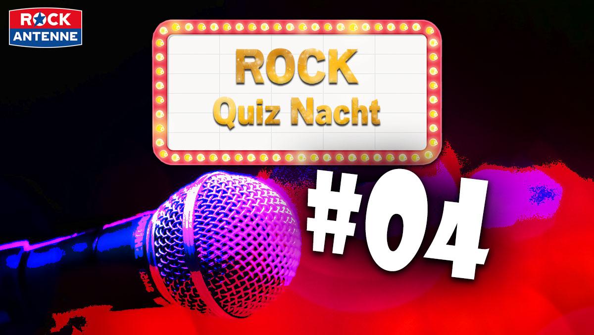 Die Rock Quiz Nacht - Folge 4: Motörhead, Garbage und D-A-D