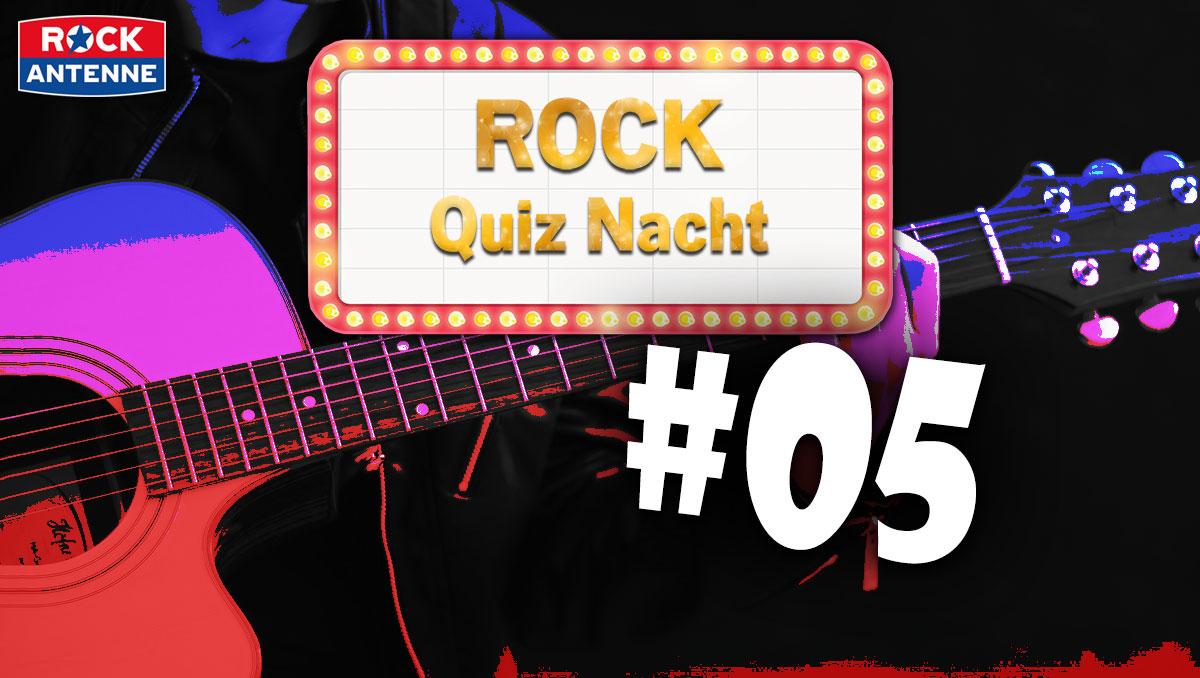 Die Rock Quiz Nacht - Folge 5: The Who, Uriah Heep, Van Halen & mehr