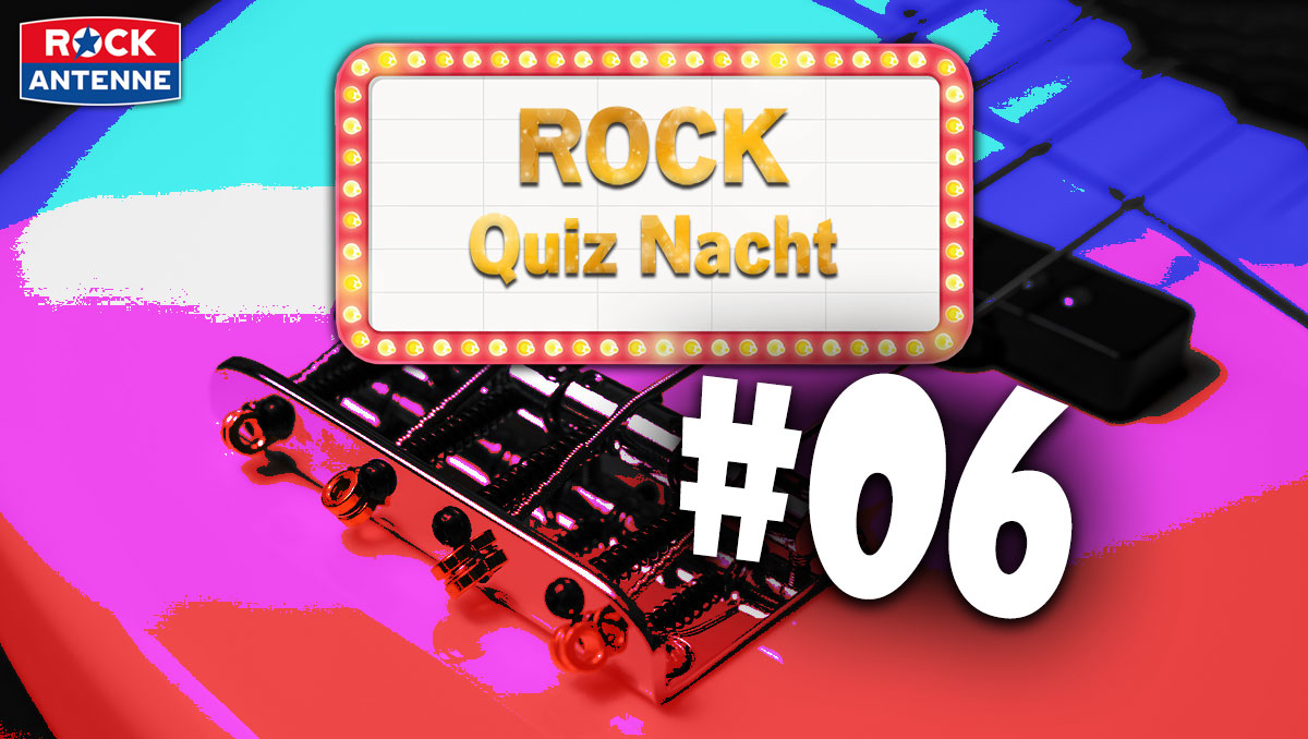 Die Rock Quiz Nacht - Folge 6: ZZ Top, Motörhead, Elvis & mehr