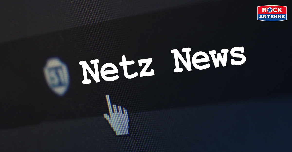 Netz News - Der ROCK ANTENNE Young Stars Podcast