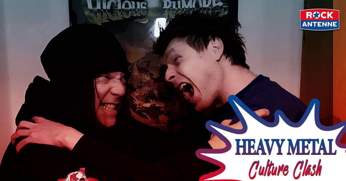 Heavy Metal Culture Clash