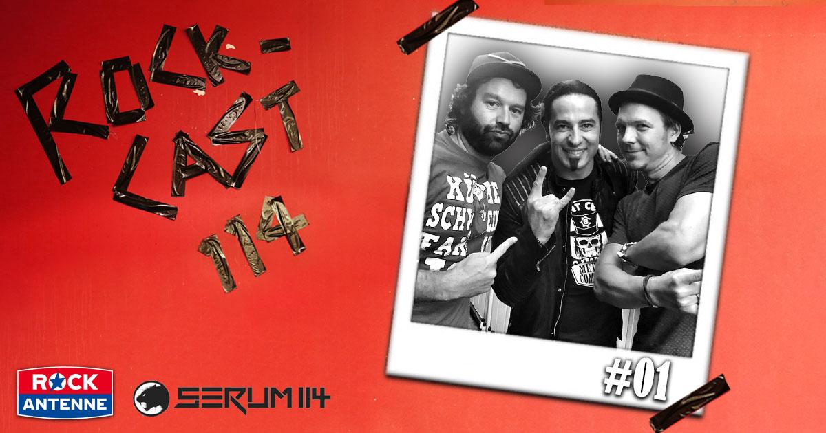 Rock-Cast 114 - Die Late Night Show: Folge 1 mit Bülent Ceylan