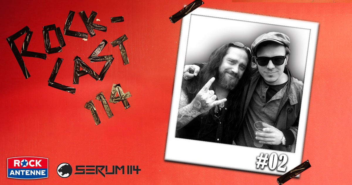 Rock-Cast 114 - Die Late Night Show: Folge 2 mit Martin Kesici