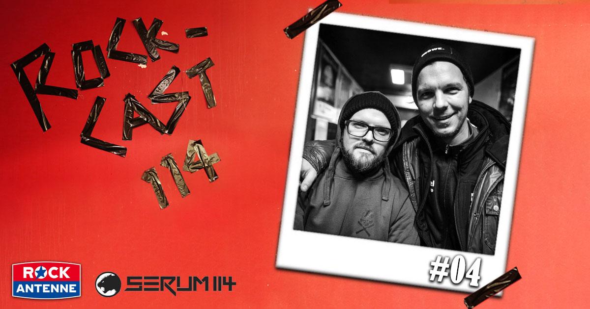 Rock-Cast 114 - Die Late Night Show: Folge 4 mit Kamerakind Patrick Schneiderwind