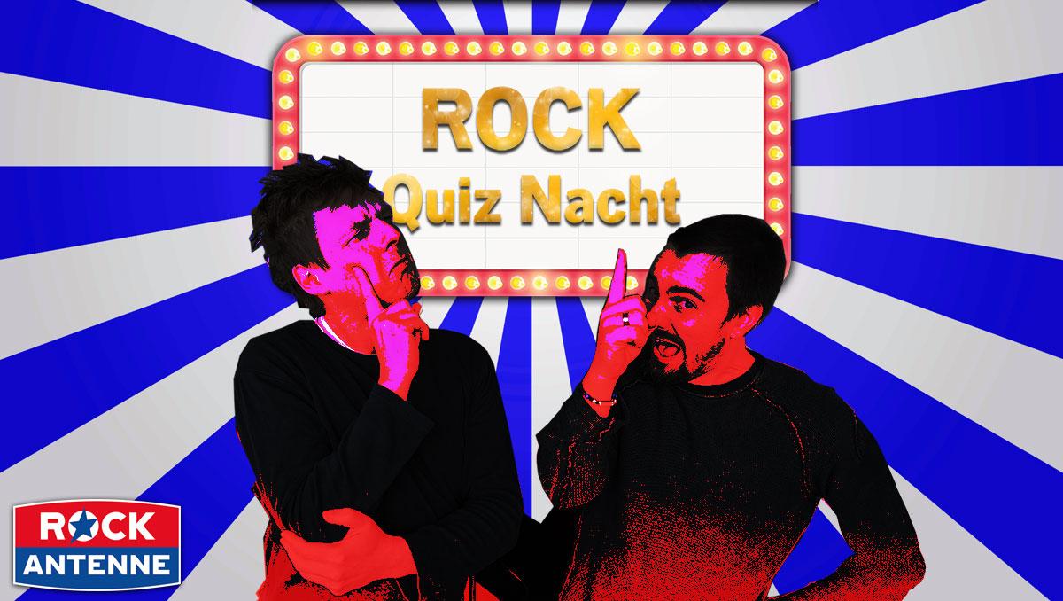 Rock Quiz Nacht - der Podcast!