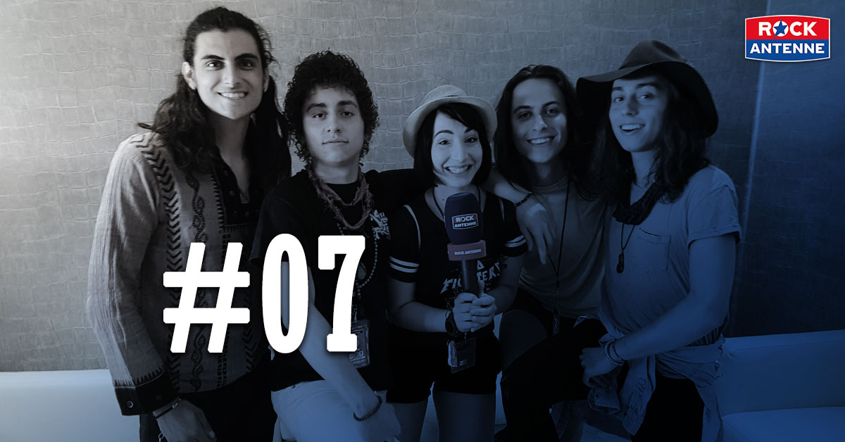 Whole Lotta Talk - Episode 7: Greta Van Fleet