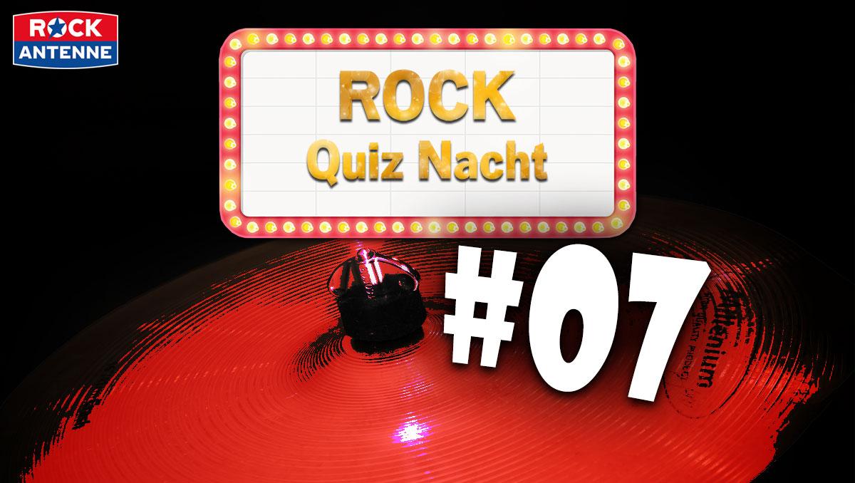 Die Rock Quiz Nacht - Folge 8: Yes, Cinderella, Kiss & mehr