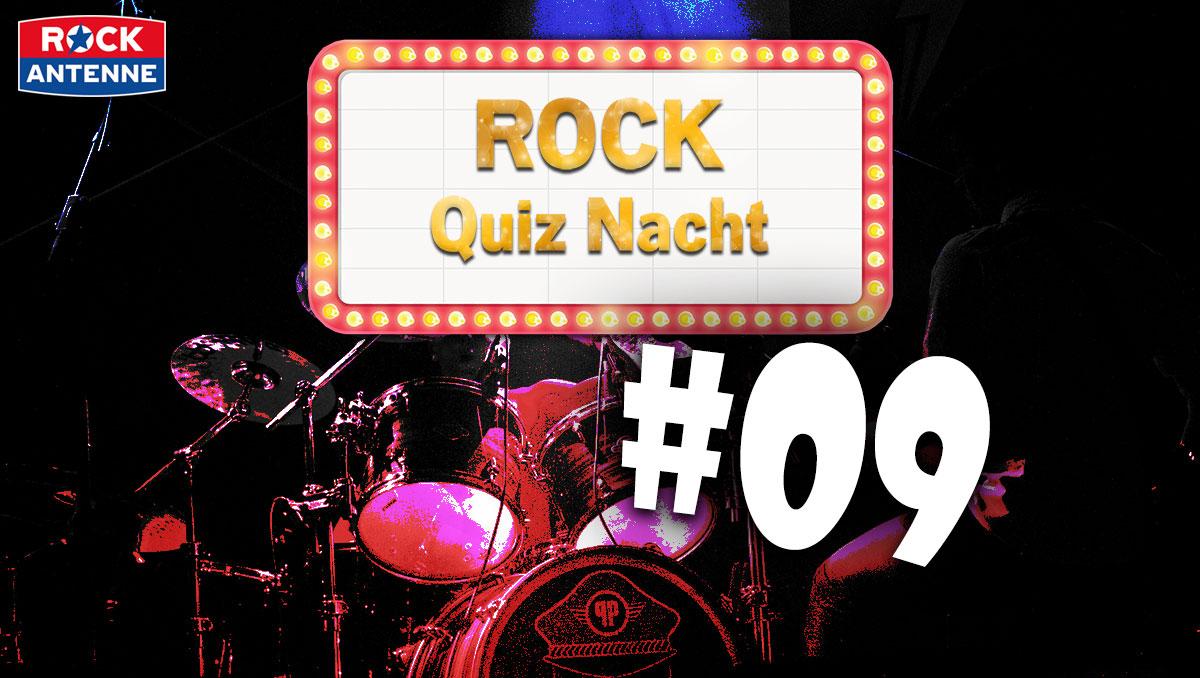 Die Rock Quiz Nacht - Folge 9: Metallica, Scorpions & mehr