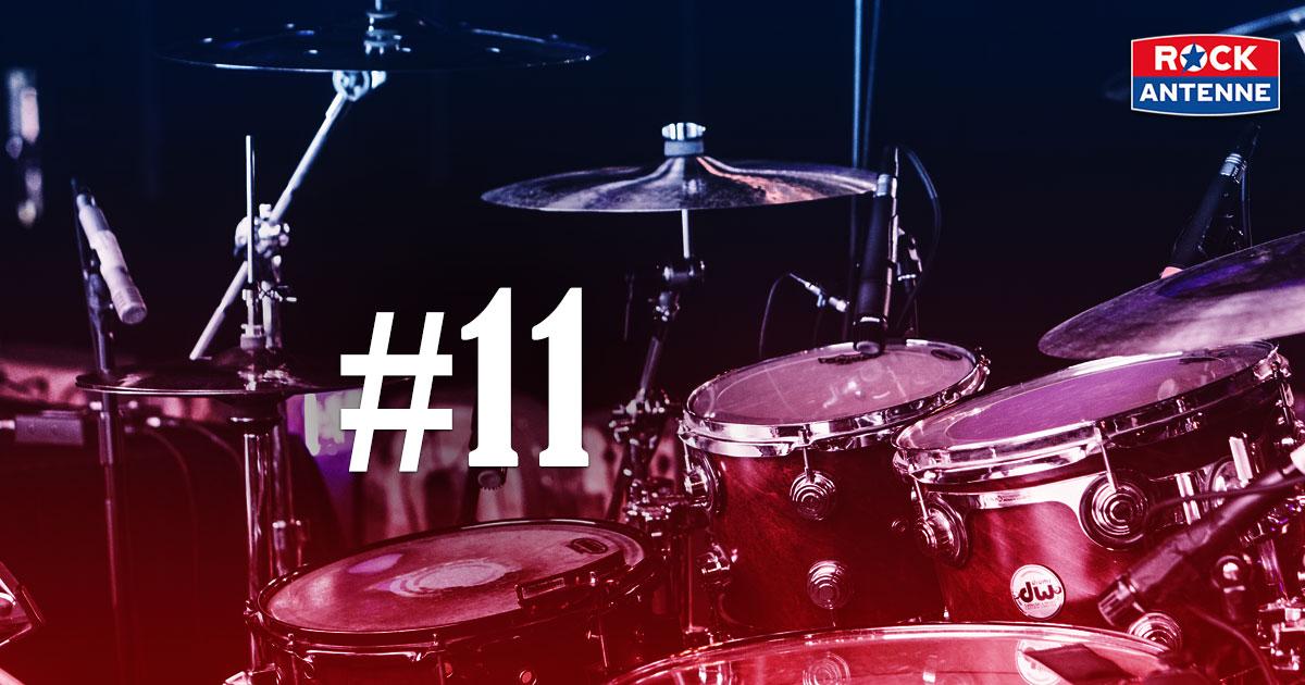 Episode 11: Primus, Schlagzeug, Studioarbeit