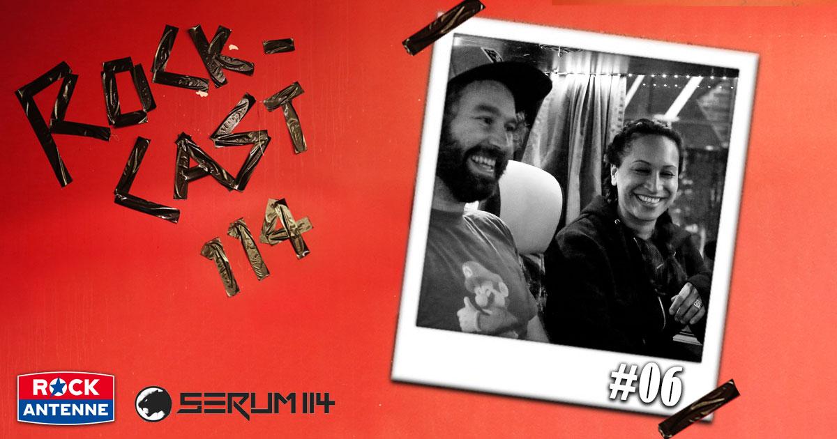 Rock-Cast 114 - Die Late Night Show: Folge 6 mit Jen (Biest)