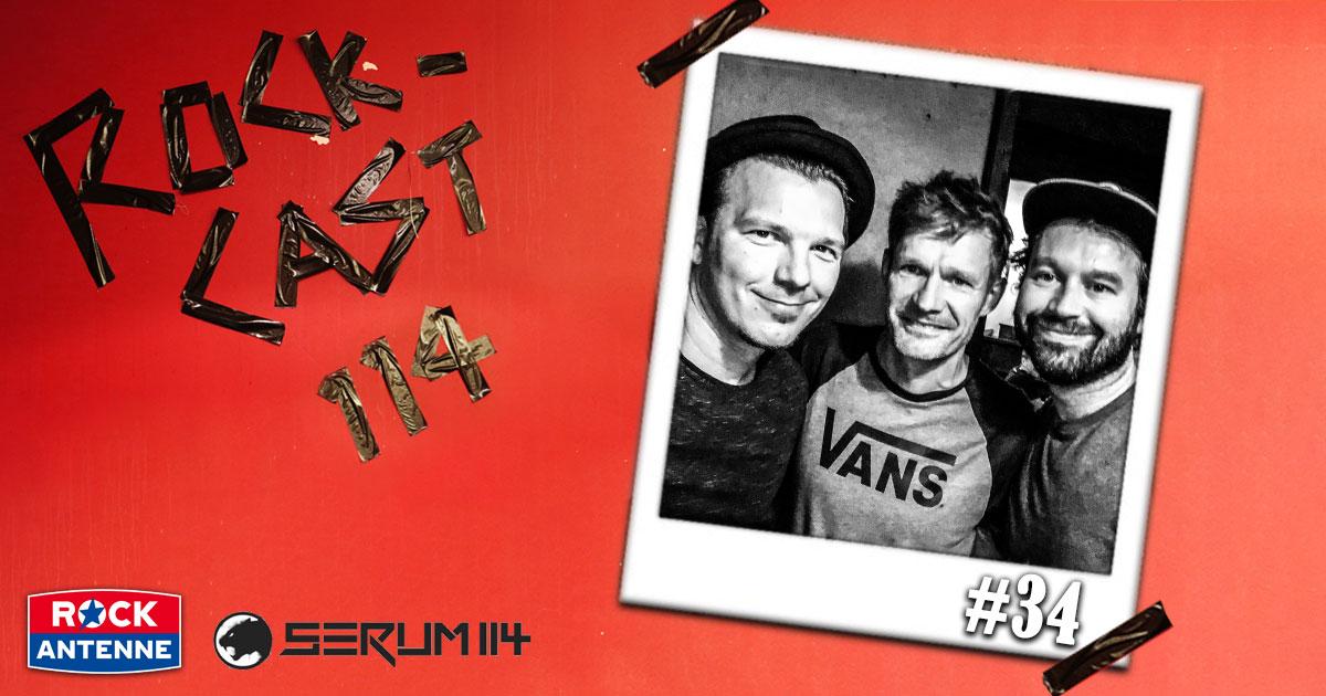 Rock-Cast 114 - Die Late Night Show: Folge 34 aus dem Schoppenhof