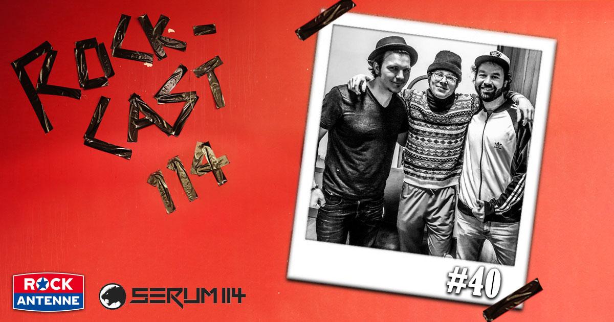 Rock-Cast 114 - Die Late Night Show: Folge 40 - Von Wegen Lisbeth