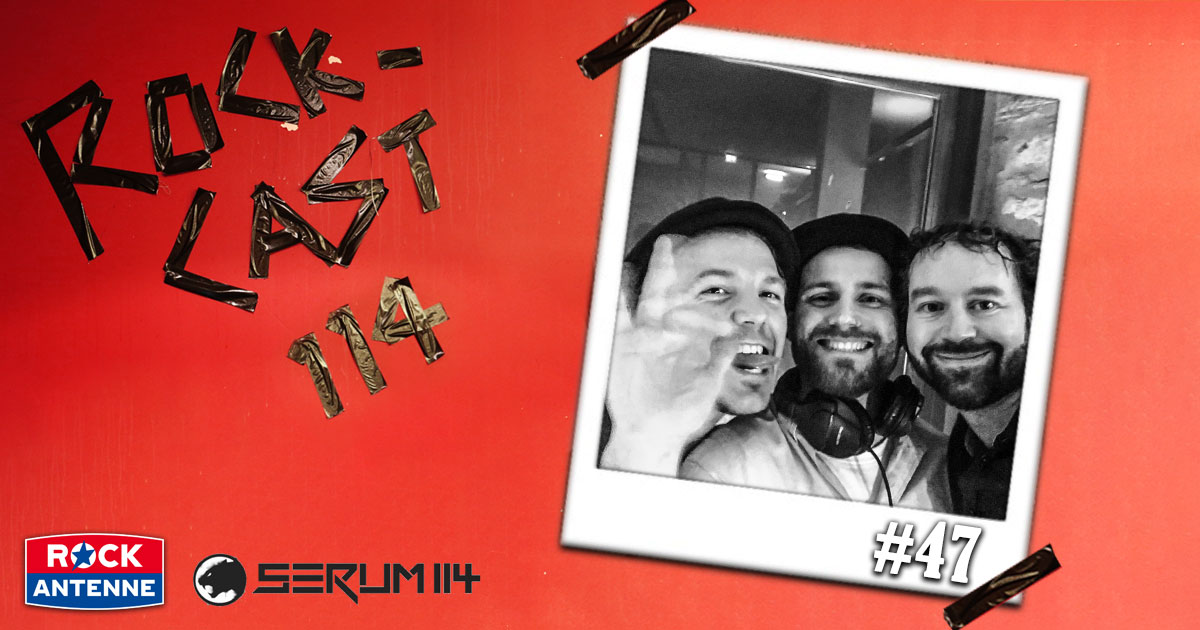 Rock-Cast 114 - Die Late Night Show: Folge 47 - DJ Rocco