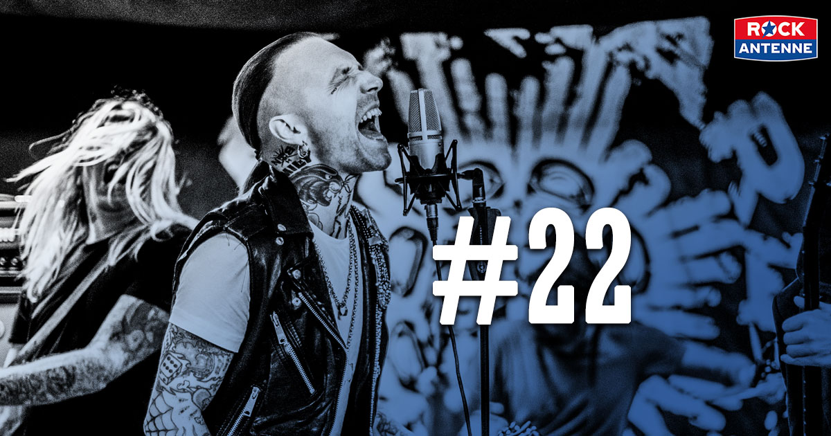 Whole Lotta Talk - Episode 22: Nicke Borg von Backyard Babies