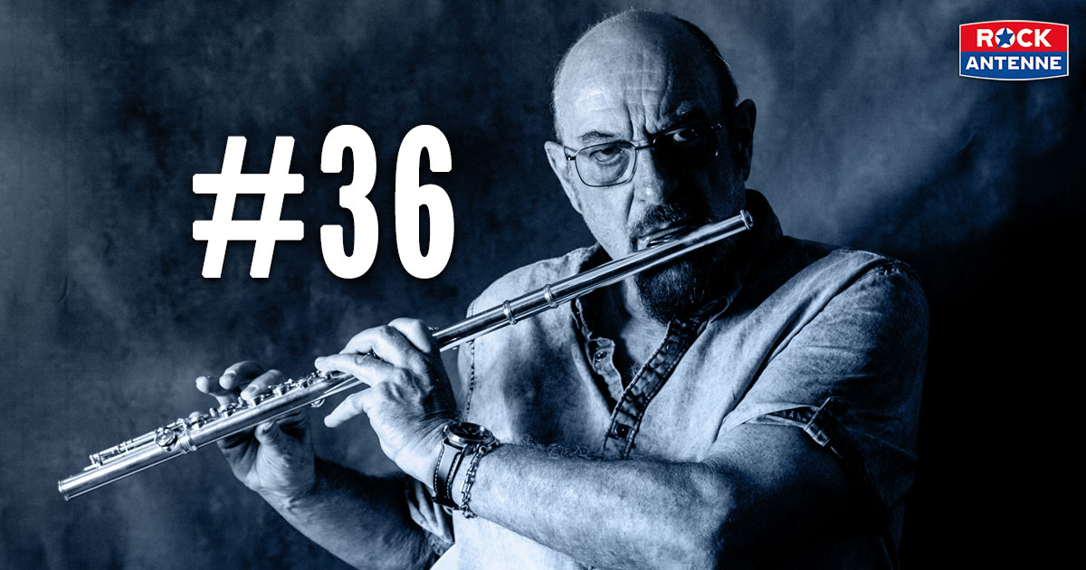Whole Lotta Talk - Episode 36: Ian Anderson / Jethro Tull