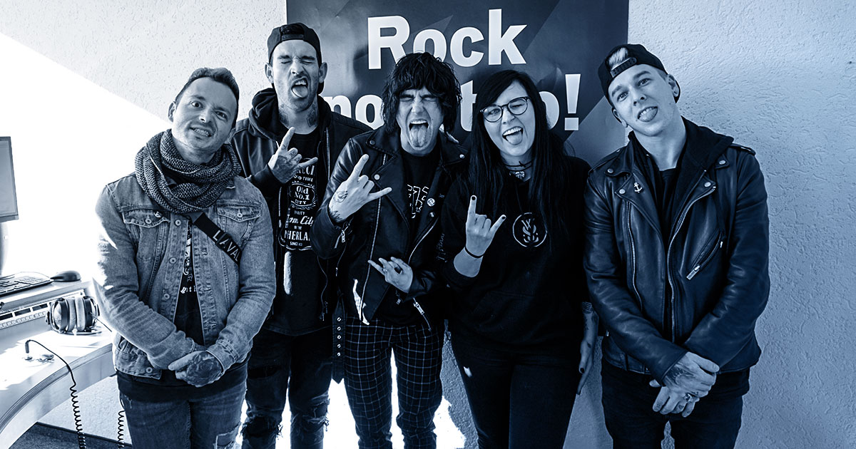 Whole Lotta Talk: Sleeping With Sirens