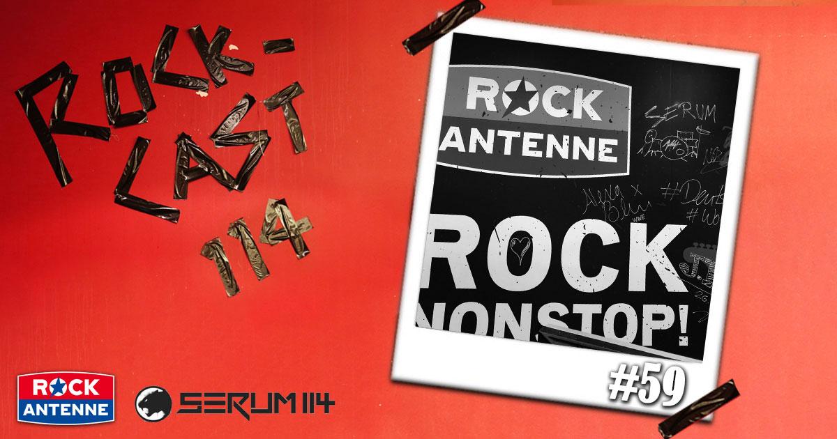 Rock-Cast 114 - Die Late Night Show: Folge 59 - Grüße aus der Quarantäne Vol. 3