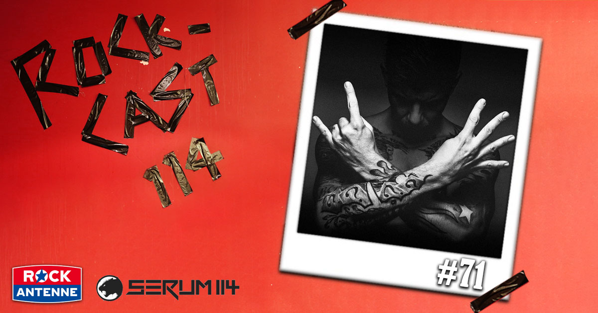 Rock-Cast 114 - Die Late Night Show: Folge 71 - Rock-Cast is back!