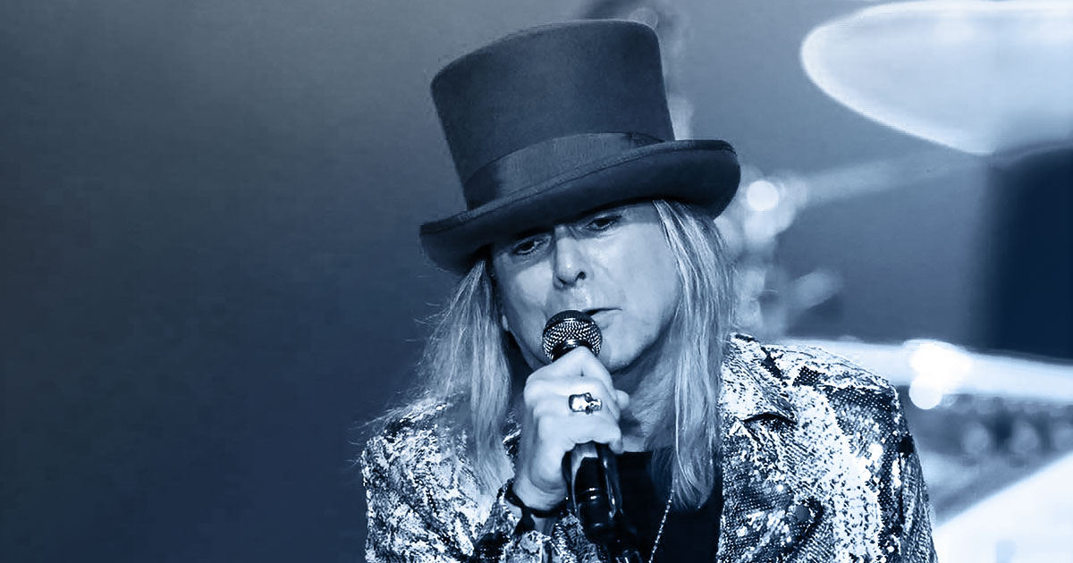 Whole Lotta Talk: Robin Zander - Cheap Trick