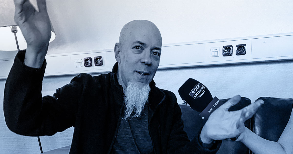 Whole Lotta Talk: Jordan Rudess / Dream Theater