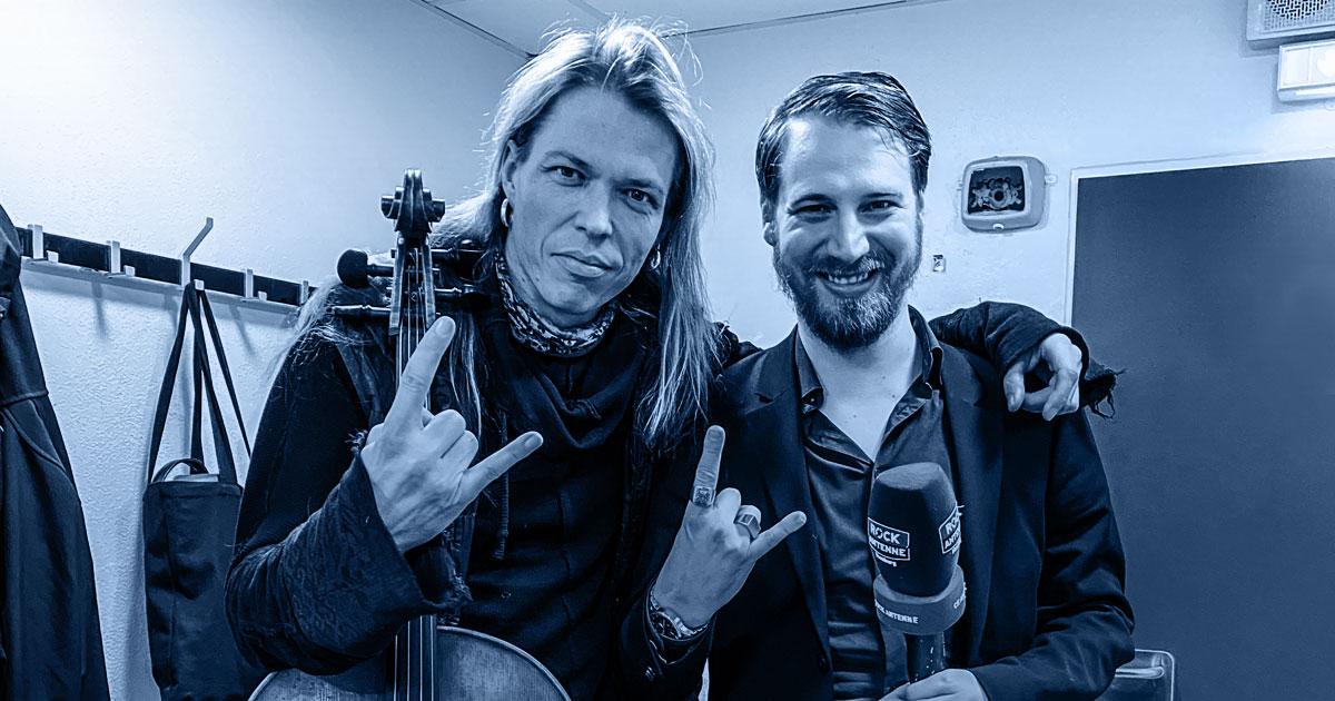 Whole Lotta Talk: Eicca Toppinen von Apocalyptica im Interview