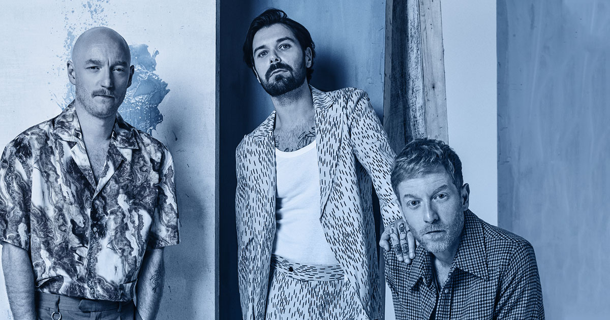 Im Interview: Biffy Clyro-Bassist James Johnston über das neue Album