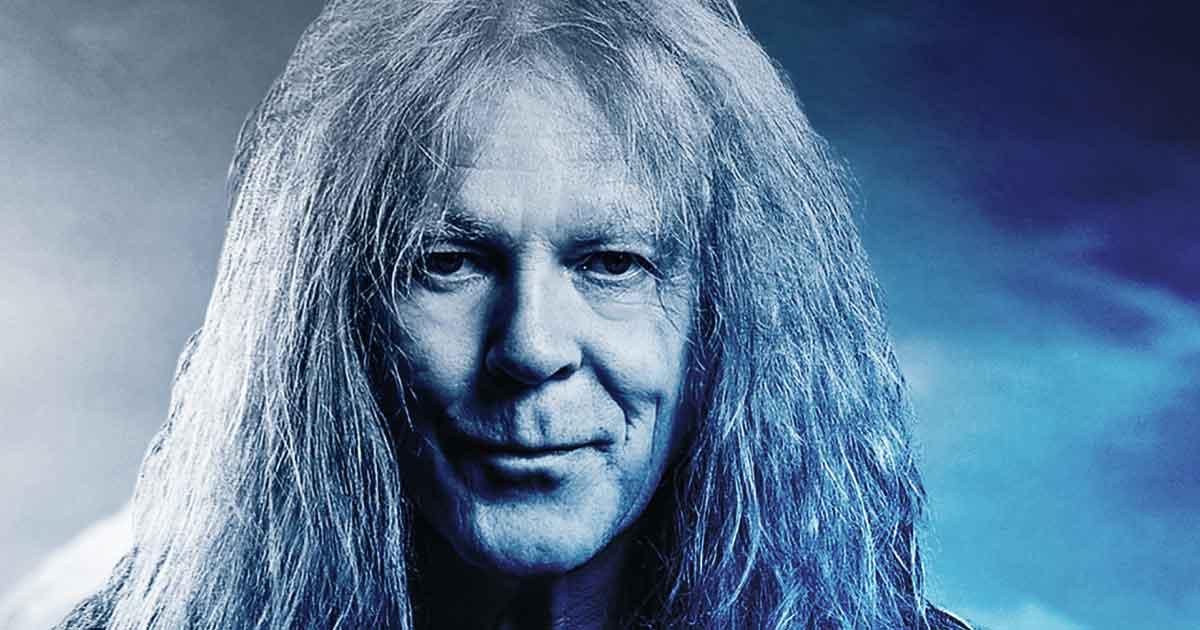 Im Interview: Iron Maiden-Gitarrist Janick Gers über das neue Album <em>Senjutsu</em>