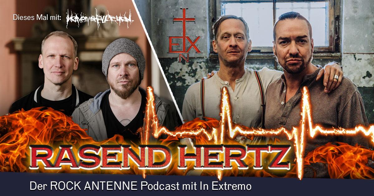 Folge 5: RASEND HERTZ - mit Ali & Chris von Heaven Shall Burn