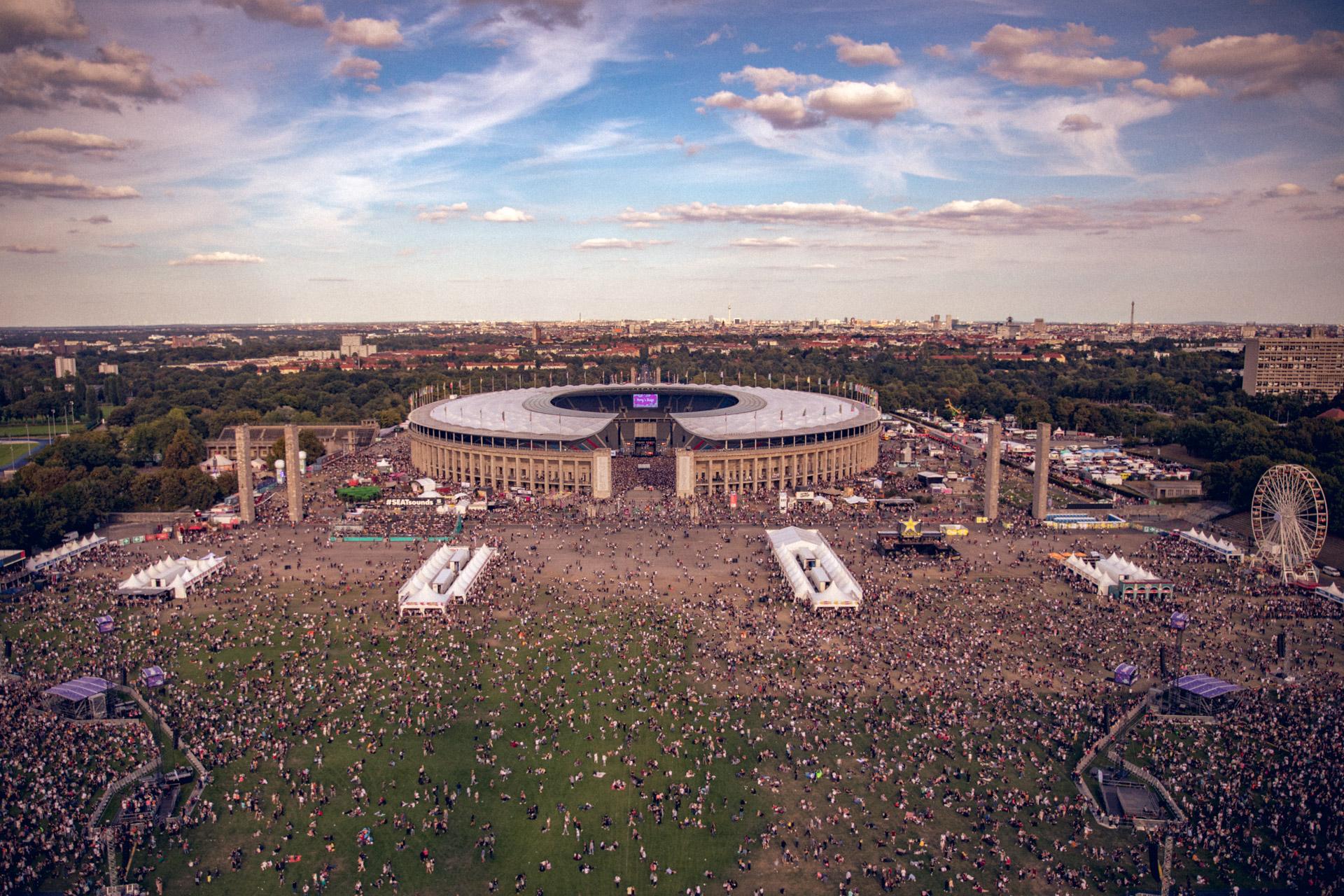 Lollapalooza Berlin: So lief das Festival-Wochenende