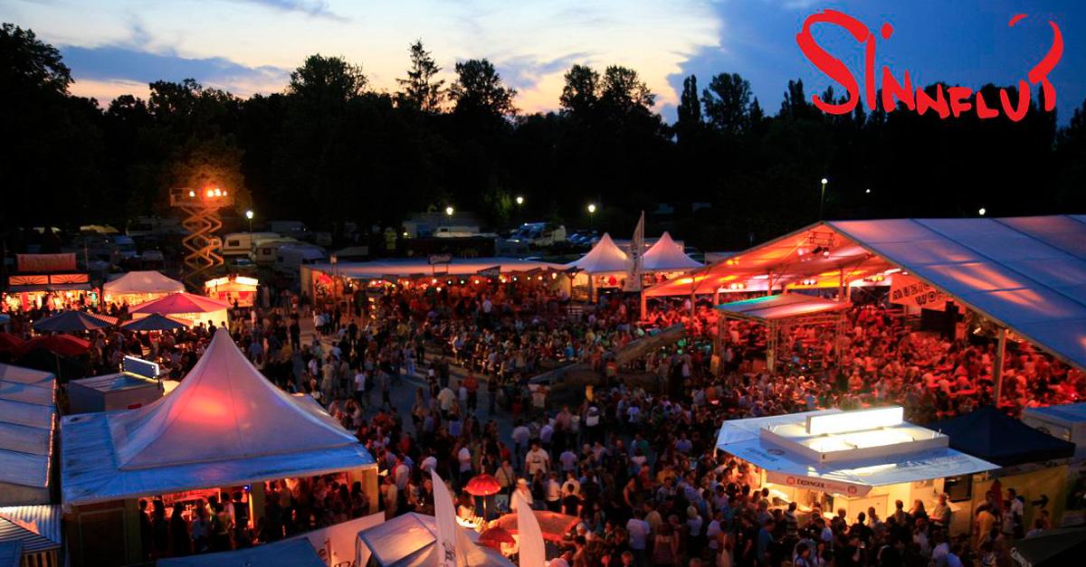 21.-30.07.2017: Sinnflut Festival 2017