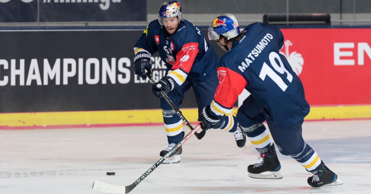 Die Saison 2018/19: Der Spielplan des EHC Red Bull München