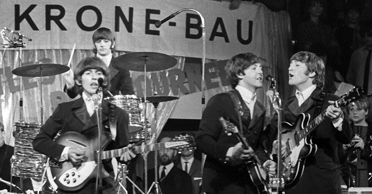 Von Beatles bis Nirvana: Die Rockgeschichte von München