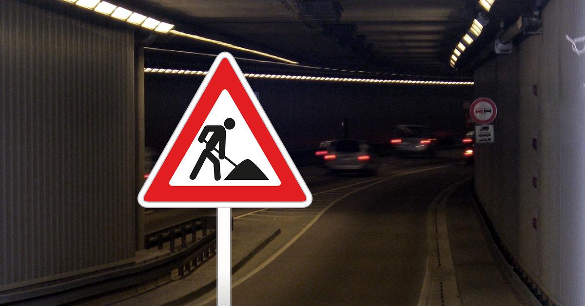 München: Petueltunnel für mehrere Nächte gesperrt