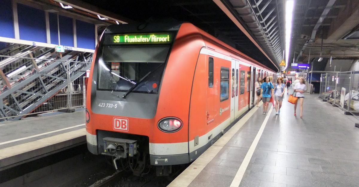 S-Bahn München: Stammstrecke gesperrt von 20. - 23.10.2017