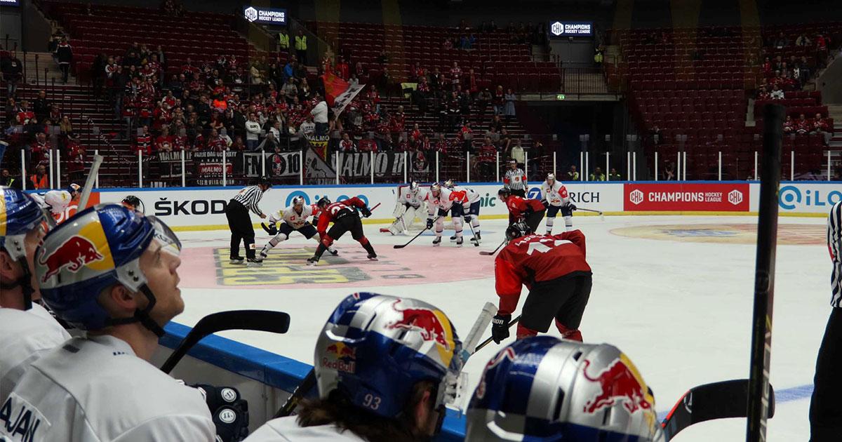 CHL: Niederlage in Malmö - Red Bulls beenden Gruppenphase als Zweiter