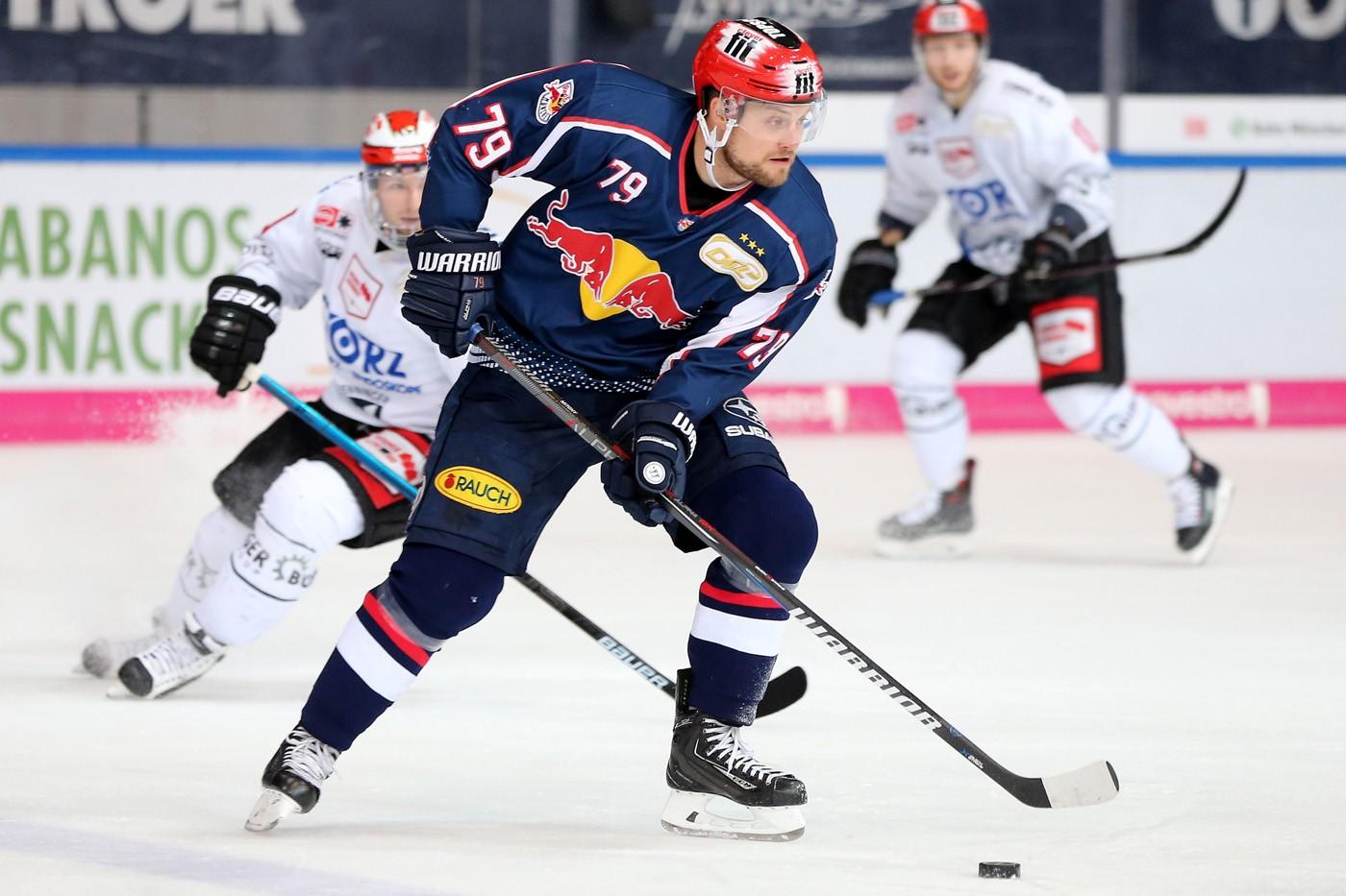 EHC Red Bull München: Top-Scorer Mitchell fällt lange aus
