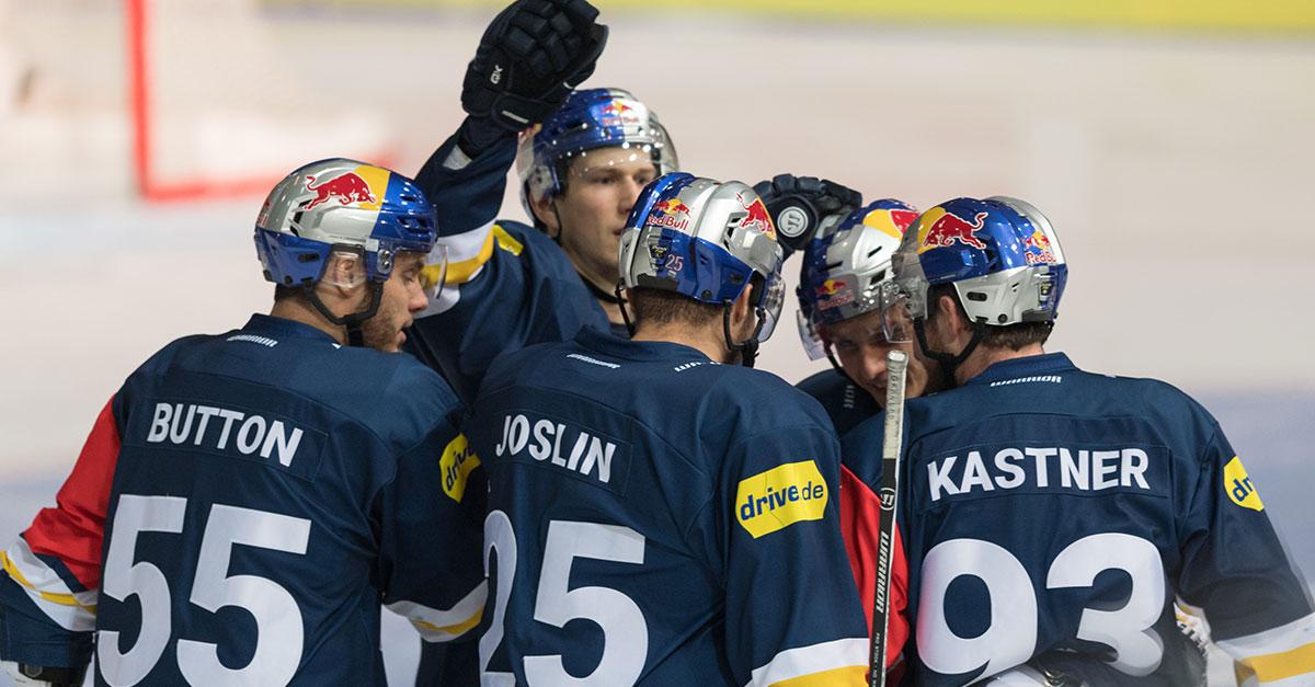 CHL: Red Bulls müssen gegen Turku, Malmö und Minsk ran