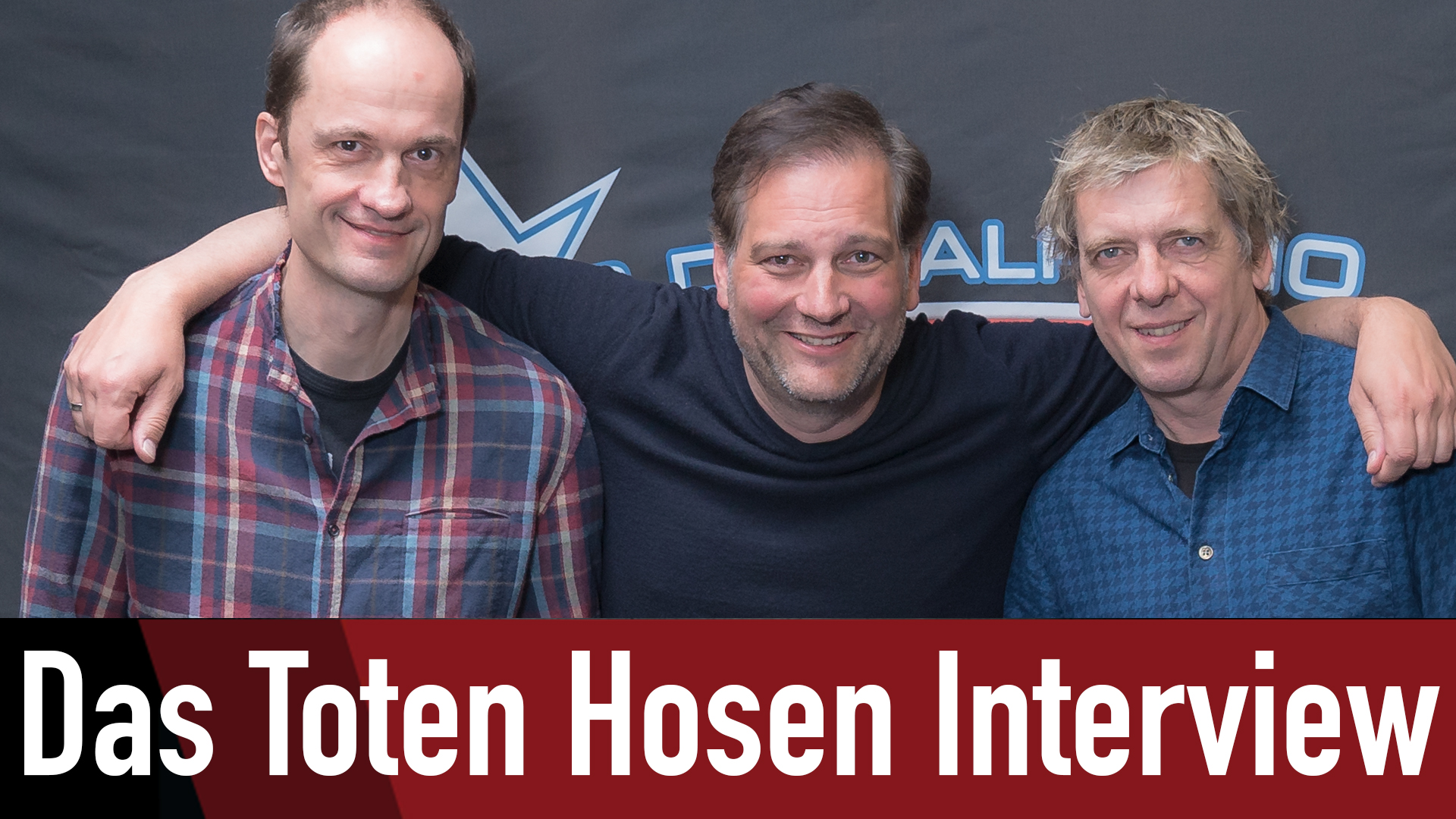 Die Toten Hosen: Punkrock und Biosnacks - Das ROCK ANTENNE Interview