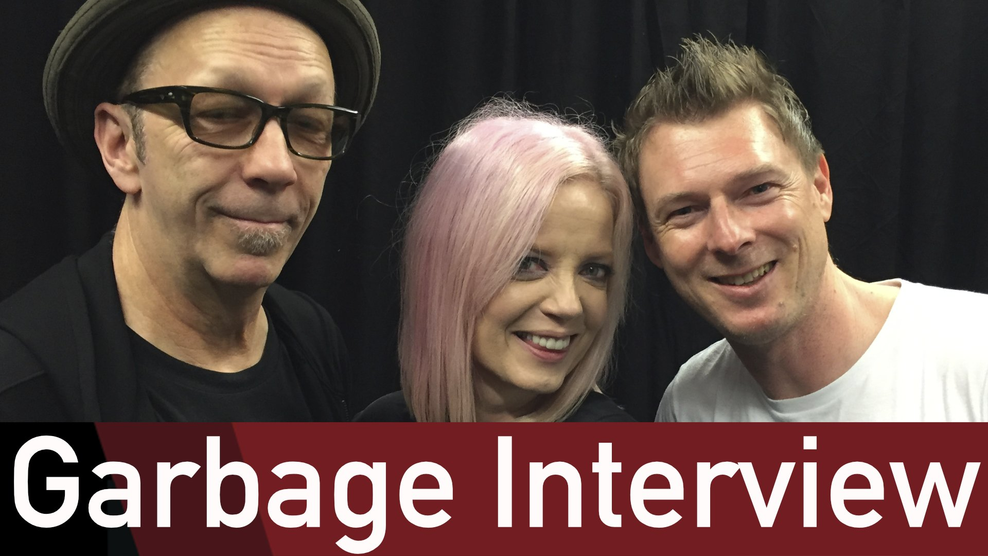 Garbage only please themselves - Das ROCK ANTENNE Interview