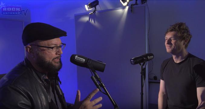 Geoff Tate über schlechten Wein und gute Musik - Das ROCK ANTENNE Interview
