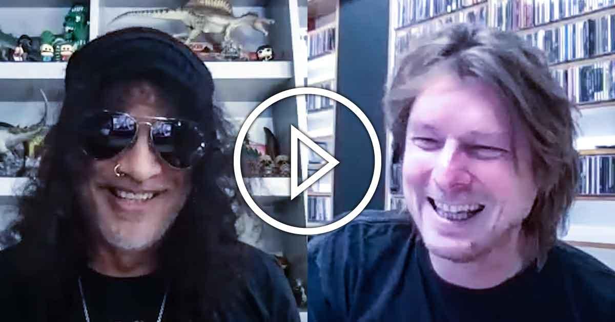 Im Interview: Slash über sein neues Album <em>4</em>