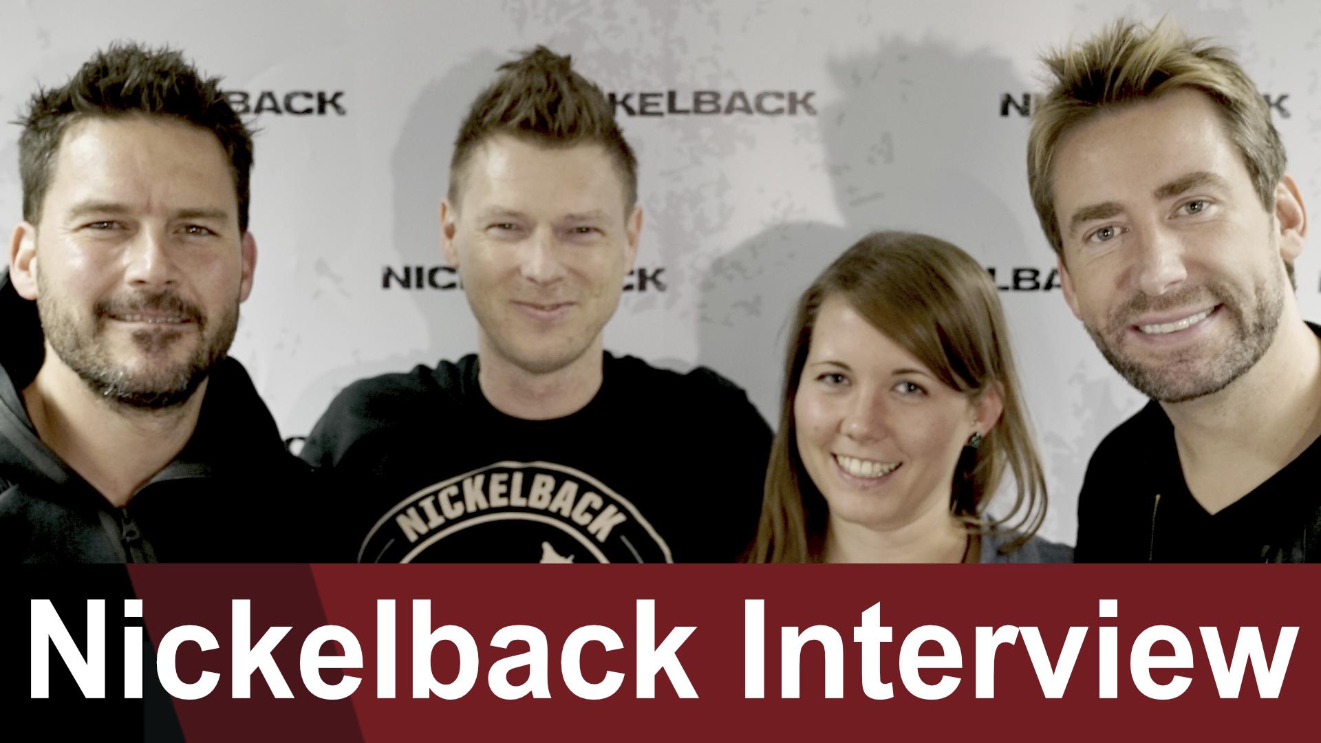"""Nickelback: Warum Chad Kroeger 2 Wochen eine """"britische Frau"""" war - Das ROCK ANTENNE Interview"""