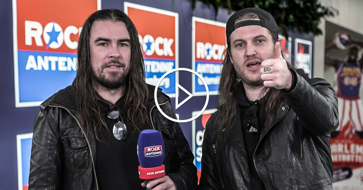 Airbourne 2019: Ryan O'Keeffe und Harri Harrison im Interview