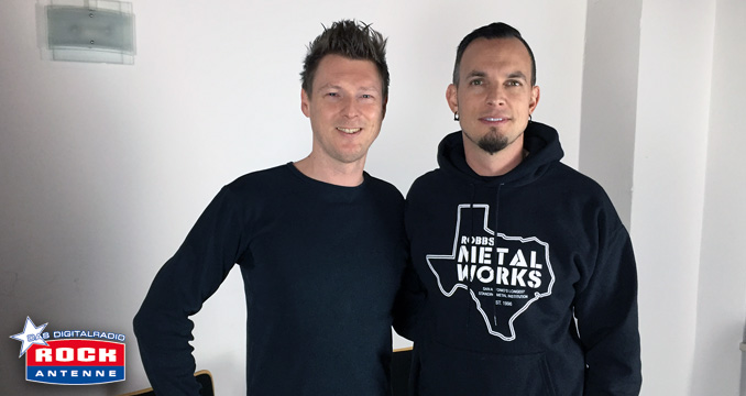 Mark Tremonti über Alter Bridge, Tourpläne und mehr - Das ROCK ANTENNE Interview