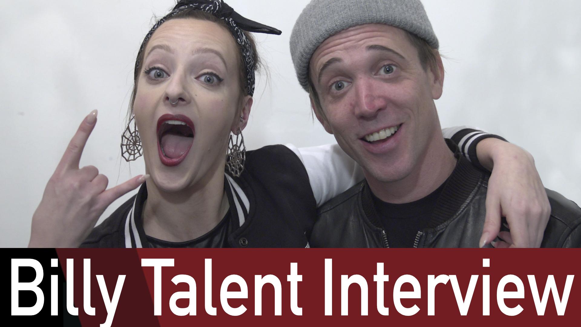 Ben von Billy Talent über die Hoffnung - Das ROCK ANTENNE Interview