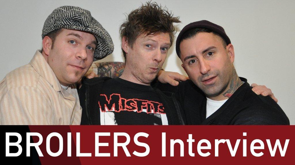 Die Broilers erfüllen Wünsche - Das ROCK ANTENNE Interview