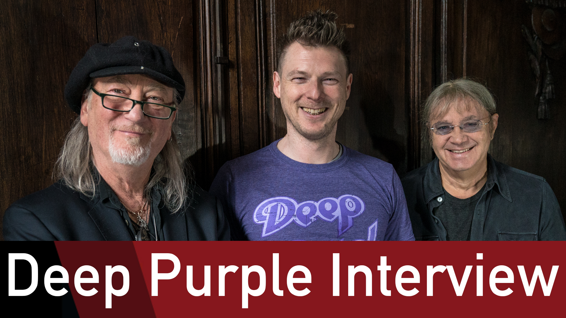 Deep Purple - Too old to Rock'n'Roll? Das ROCK ANTENNE Interview