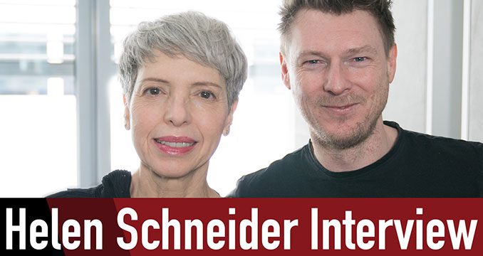 Helen Schneider - Das ROCK ANTENNE Interview