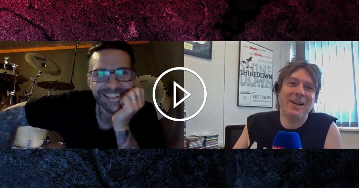 Im Interview: Dani Löble von Helloween über das neue Album, die Bayern und Bonustracks