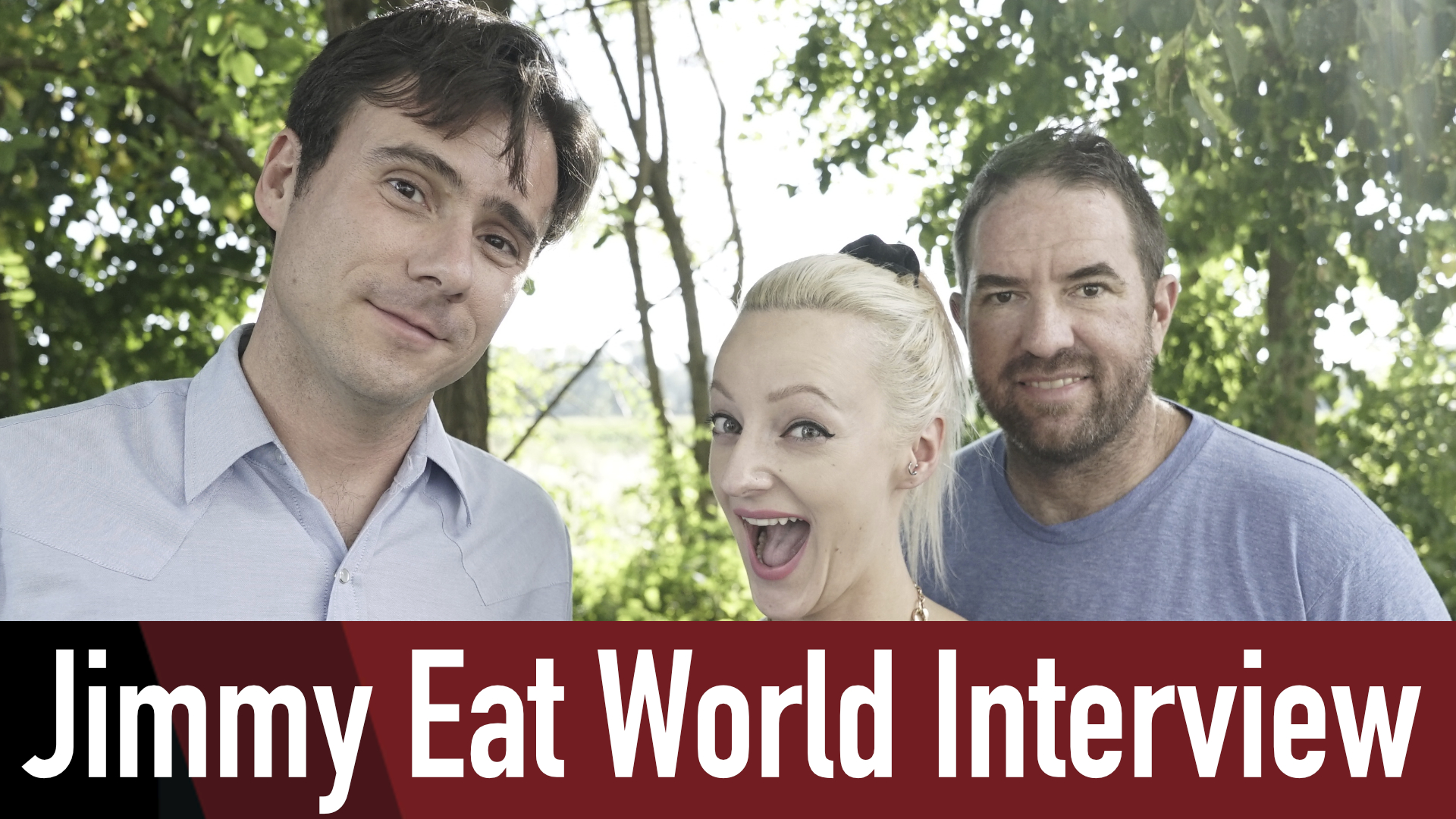 Jim Adkins und Zach Lind von Jimmy Eat World im exklusiven Interview!